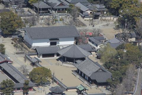 聖霊院(太子堂)