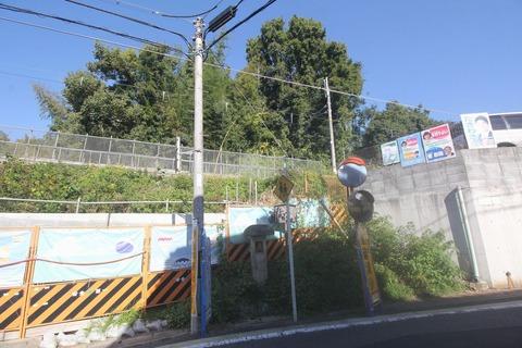 JR奈良線&伏見城御舟入跡