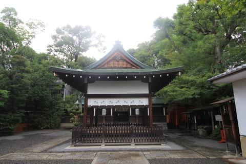 神社の境外摂社⑲賀茂波爾神社 ...