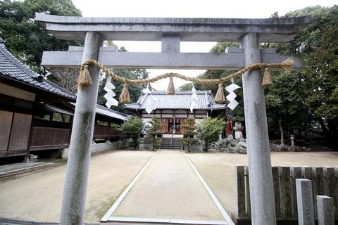 鴨山口神社2