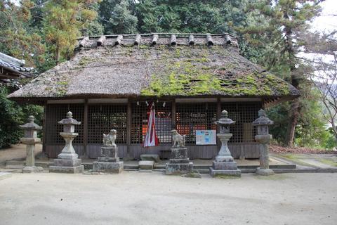 夜都岐神社3