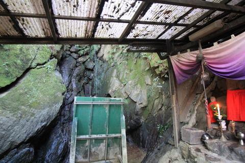 白飯の滝3