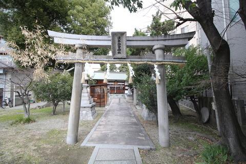 波牟許曽神社1