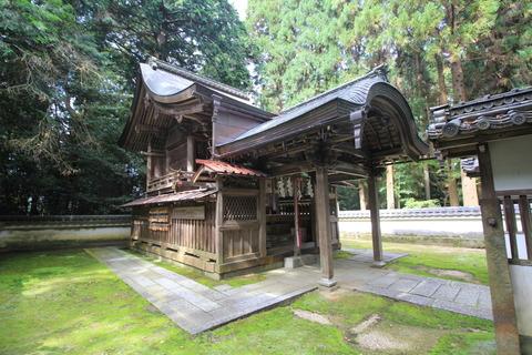走田神社4