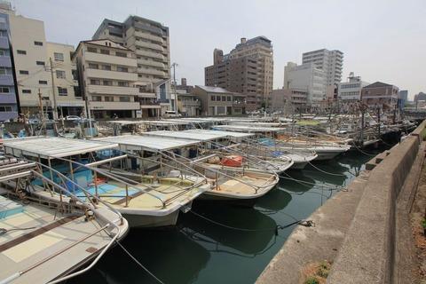 明石港(プレジャーボート)