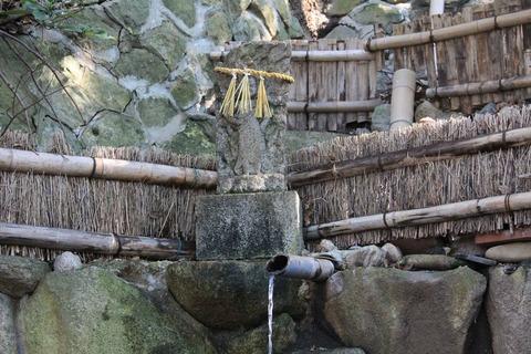 垂水の滝・小滝