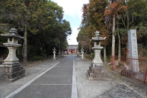 久度神社1