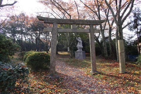 相撲神社1