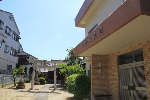 粟倉神社1