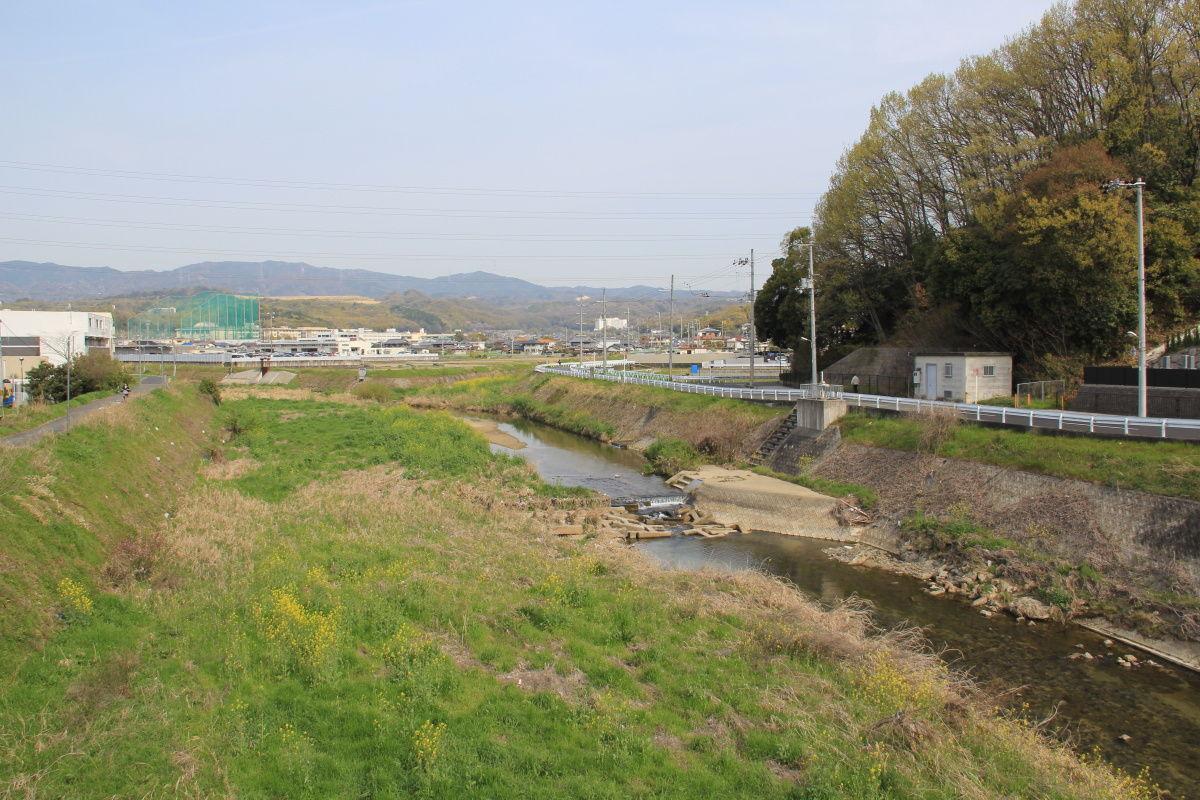 新屋神社の参道⑦幣久良橋(茨木市・耳原) : エナガ先生の講義メモ