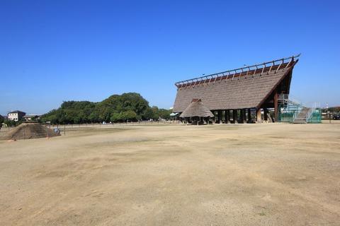 曽彌神社の社叢2