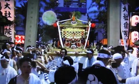 宿院頓宮祭り