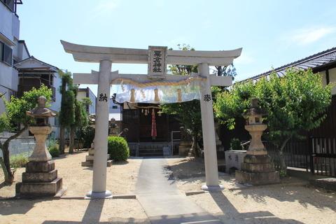 粟倉神社2