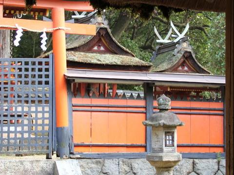 夜都岐神社6