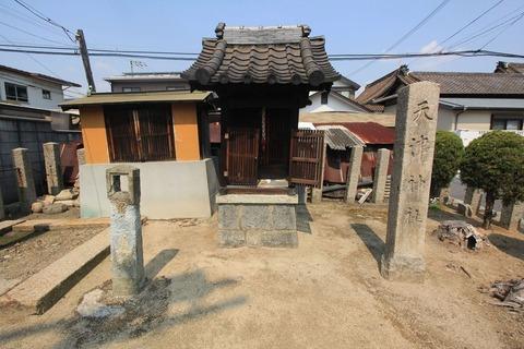 天津神社の社殿