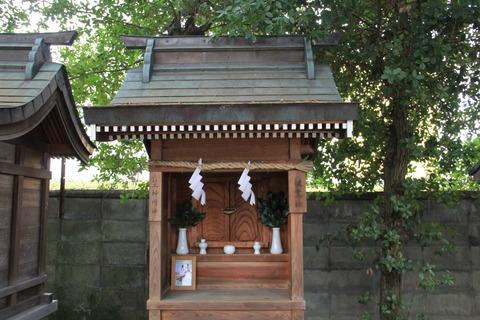 笠神の社1