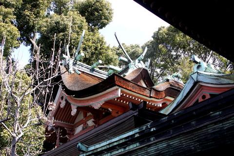 生根神社本殿
