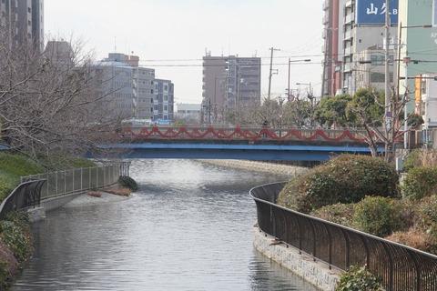 栄橋(土居川)