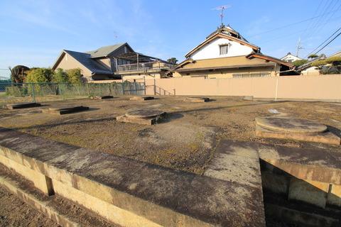 大安寺中房跡