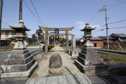 調田坐一言尼古神社1