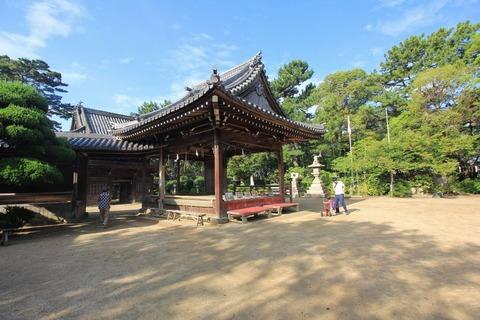 住吉神社の能舞台
