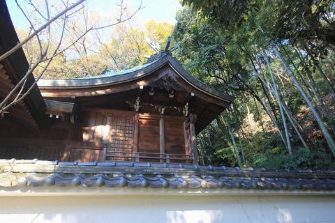 垂水神社の本殿