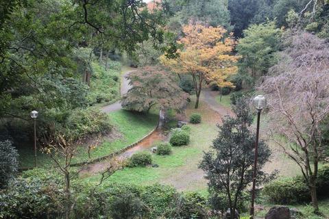 木幡ノ関道から伏見城北堀