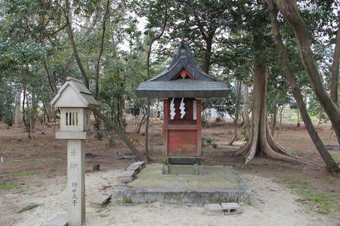 皇子神命神社1
