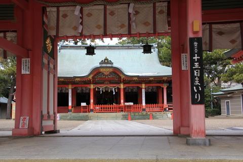 長田神社4