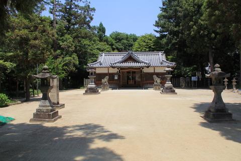 糸井神社2
