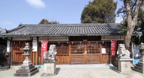 調田坐一言尼古神社3