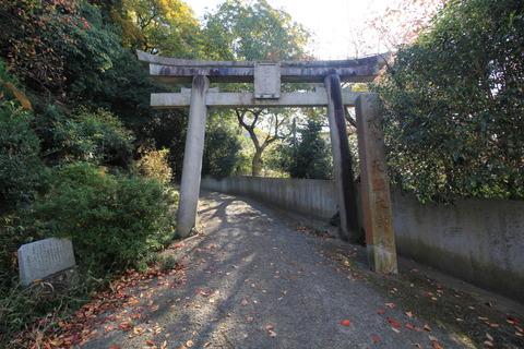 岩戸神社鳥居