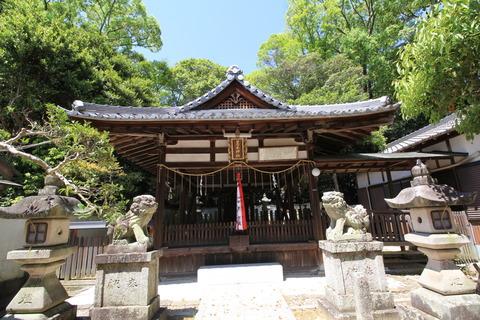葛木神社3