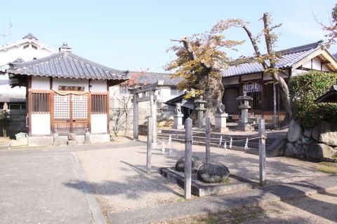 素盞鳴神社(三輪)4