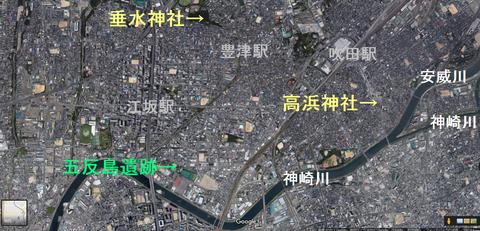 神崎川(吹田)
