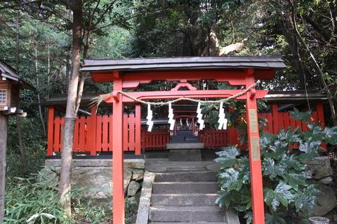 伊射奈岐神社稲荷