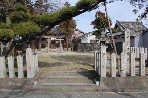 笛吹若宮神社1