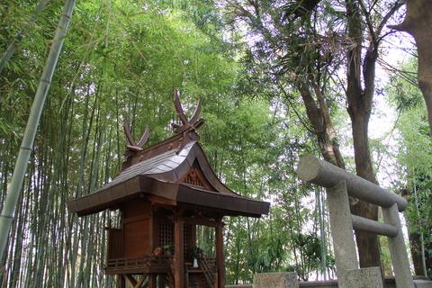 鏡作麻気神社4