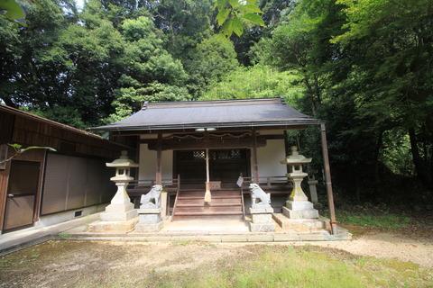 乘田神社2