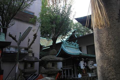 河堀稲生神社3