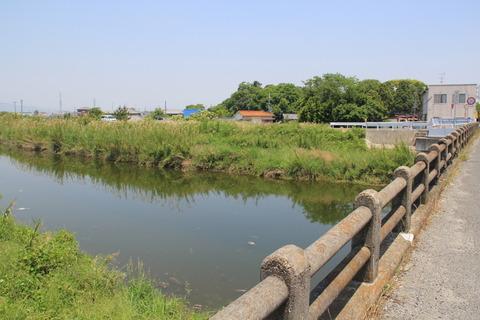 寺川(鏡神社下流)