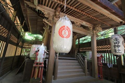 走田神社6
