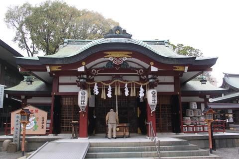 開口神社1