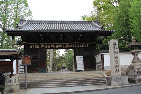 御香宮神社1