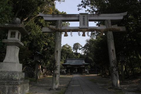 伊射奈岐神社1