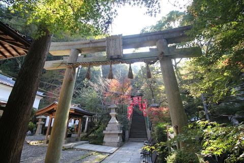 岩戸神社1鳥居