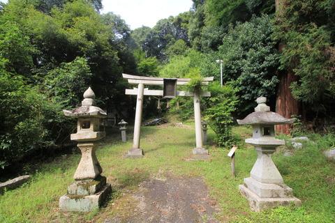 乘田神社1