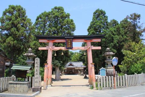 糸井神社1