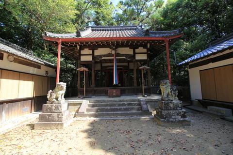 佐紀神社西1
