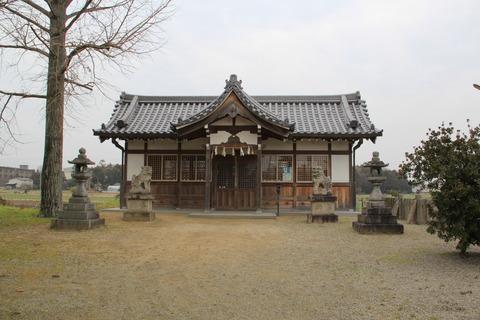 姫皇子神命神社2